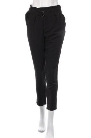 Дамски панталон Even&Odd, Размер XS, Цвят Черен, Полиестер, Цена 19,98лв.