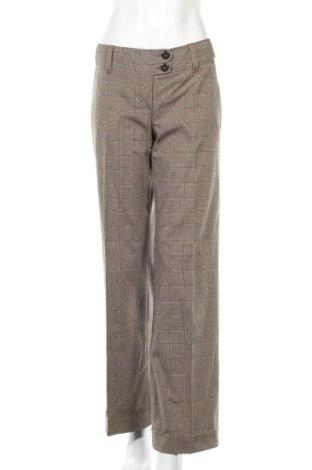 Дамски панталон H&M, Размер M, Цвят Бежов, 63% полиестер, 35% вискоза, 2% еластан, Цена 6,75лв.