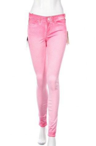 Дамски панталон Haikure, Размер S, Цвят Розов, 98% памук, 2% еластан, Цена 20,43лв.