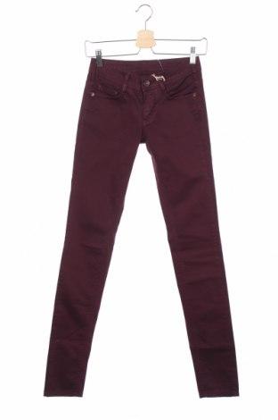 Дамски панталон Kaporal, Размер XS, Цвят Син, 98% памук, 2% еластан, Цена 55,30лв.