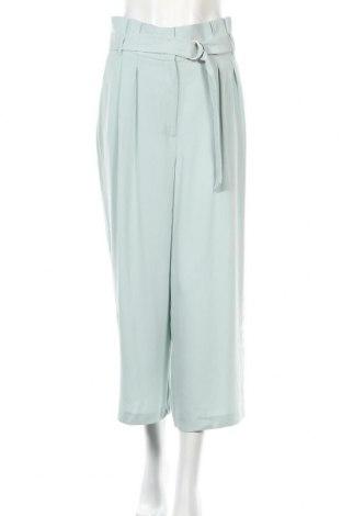 Дамски панталон Miss Selfridge, Размер L, Цвят Син, Полиестер, Цена 27,60лв.