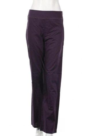 Γυναικείο παντελόνι Nitya, Μέγεθος S, Χρώμα Βιολετί, Βισκόζη, Τιμή 10,55€