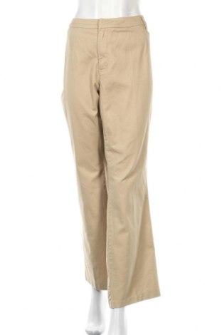 Дамски панталон Only Necessities, Размер L, Цвят Бежов, Памук, Цена 22,40лв.