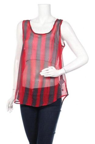 Γυναικείο αμάνικο μπλουζάκι Best Mountain, Μέγεθος L, Χρώμα Κόκκινο, Πολυεστέρας, Τιμή 4,91€