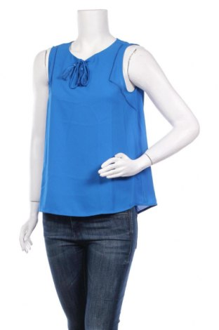 Γυναικείο αμάνικο μπλουζάκι Best Mountain, Μέγεθος M, Χρώμα Μπλέ, Πολυεστέρας, Τιμή 5,78€