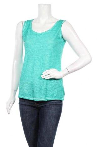 Γυναικείο αμάνικο μπλουζάκι Best Mountain, Μέγεθος S, Χρώμα Πράσινο, 60% βαμβάκι, 40% βισκόζη, Τιμή 5,78€