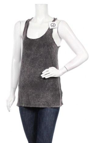 Γυναικείο αμάνικο μπλουζάκι Billabong, Μέγεθος S, Χρώμα Γκρί, 50% βαμβάκι, 50% μοντάλ, Τιμή 8,23€