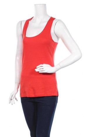 Γυναικείο αμάνικο μπλουζάκι Jennyfer, Μέγεθος L, Χρώμα Κόκκινο, Βαμβάκι, Τιμή 5,99€