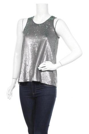 Γυναικείο αμάνικο μπλουζάκι Karl Marc John, Μέγεθος M, Χρώμα Γκρί, Πολυεστέρας, Τιμή 12,99€