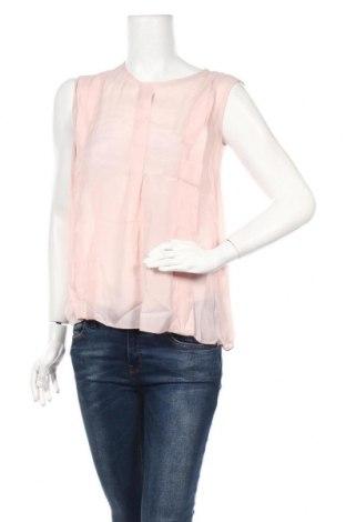 Γυναικείο αμάνικο μπλουζάκι La Fee Maraboutee, Μέγεθος M, Χρώμα Ρόζ , 80% βισκόζη, 20% μετάξι, Τιμή 12,25€