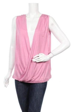 Γυναικείο αμάνικο μπλουζάκι Lascana, Μέγεθος L, Χρώμα Ρόζ , Βισκόζη, Τιμή 8,25€