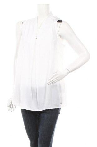 Γυναικείο αμάνικο μπλουζάκι Laura Scott, Μέγεθος XL, Χρώμα Λευκό, Πολυεστέρας, Τιμή 7,09€