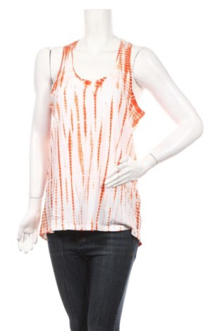 Γυναικείο αμάνικο μπλουζάκι Little Marcel, Μέγεθος XL, Χρώμα Λευκό, Βαμβάκι, Τιμή 6,43€