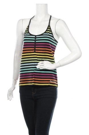 Γυναικείο αμάνικο μπλουζάκι Little Marcel, Μέγεθος L, Χρώμα Πολύχρωμο, 95% βαμβάκι, 5% ελαστάνη, Τιμή 6,43€