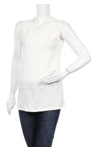 Γυναικείο αμάνικο μπλουζάκι Noppies, Μέγεθος S, Χρώμα Εκρού, 100% βαμβάκι, Τιμή 8,23€