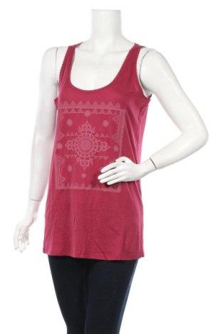Γυναικείο αμάνικο μπλουζάκι Noppies, Μέγεθος L, Χρώμα Ρόζ , 50% βαμβάκι, 50% μοντάλ, Τιμή 8,23€