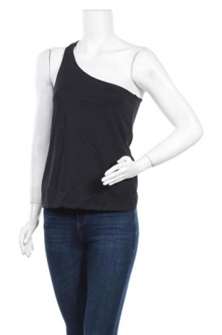 Γυναικείο αμάνικο μπλουζάκι Oysho, Μέγεθος L, Χρώμα Μαύρο, 85% πολυαμίδη, 15% ελαστάνη, Τιμή 6,50€