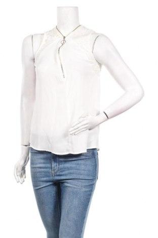 Γυναικείο αμάνικο μπλουζάκι Rinascimento, Μέγεθος M, Χρώμα Λευκό, 100% πολυεστέρας, Τιμή 6,08€