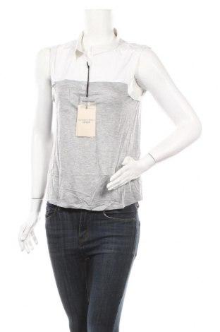 Дамски потник Silvian Heach, Размер M, Цвят Бял, Модал, памук, еластан, Цена 13,80лв.