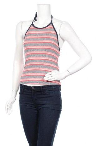 Γυναικείο αμάνικο μπλουζάκι Springfield, Μέγεθος M, Χρώμα Πολύχρωμο, 97% βαμβάκι, 3% ελαστάνη, Τιμή 4,76€