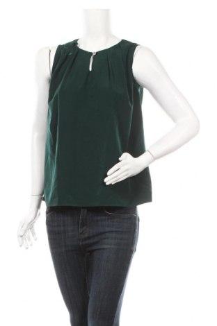 Γυναικείο αμάνικο μπλουζάκι Un Deux Trois, Μέγεθος XS, Χρώμα Πράσινο, Πολυεστέρας, Τιμή 5,41€
