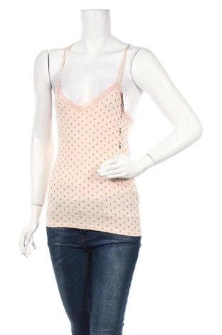 Γυναικείο αμάνικο μπλουζάκι Undiz, Μέγεθος S, Χρώμα Ρόζ , 95% μοντάλ, 5% ελαστάνη, Τιμή 6,64€