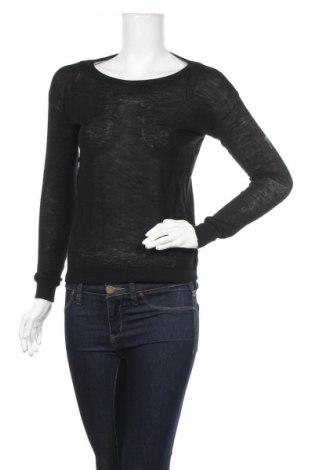 Дамски пуловер Alcott, Размер S, Цвят Черен, 51% памук, 49% вискоза, Цена 36,40лв.