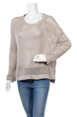 Дамски пуловер Amisu, Размер M, Цвят Сив, Цена 23,94лв.