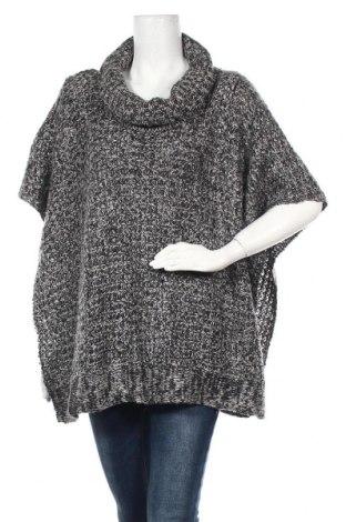 Дамски пуловер Amisu, Размер M, Цвят Сив, Полиакрил, Цена 24,94лв.