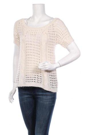 Дамски пуловер Promod, Размер S, Цвят Бежов, Цена 6,83лв.