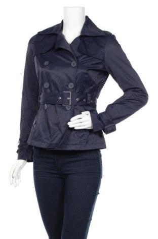Γυναικεία καμπαρντίνα Artigli, Μέγεθος M, Χρώμα Μπλέ, Τιμή 21,71€