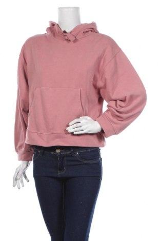 Дамски суичър Topshop, Размер XS, Цвят Розов, Памук, Цена 51,35лв.