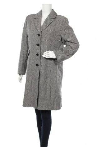 Γυναικείο παλτό Barisal, Μέγεθος L, Χρώμα Γκρί, 75% μαλλί, 25% πολυαμίδη, Τιμή 11,28€