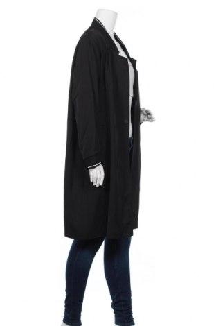 Дамско палто Cop.copine, Размер L, Цвят Черен, Полиестер, Цена 208,22лв.