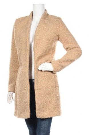 Γυναικείο παλτό Dynamite, Μέγεθος S, Χρώμα  Μπέζ, Πολυεστέρας, Τιμή 18,39€