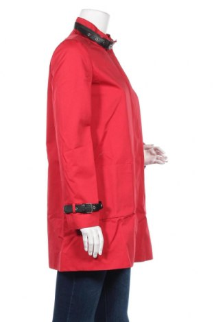 Дамско палто Zapa, Размер S, Цвят Червен, 100% полиестер, Цена 225,04лв.