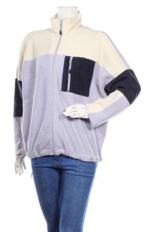 Дамско поларено горнище Monki, Размер S, Цвят Многоцветен, Полиестер, Цена 22,68лв.