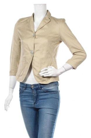 Γυναικείο σακάκι Armand Ventilo, Μέγεθος S, Χρώμα  Μπέζ, 55% βαμβάκι, 45% βαμβάκι, Τιμή 33,51€