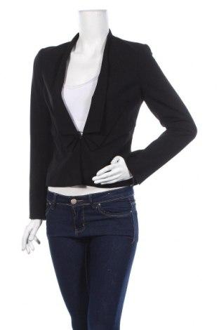 Γυναικείο σακάκι Armand Ventilo, Μέγεθος S, Χρώμα Μαύρο, 63% πολυεστέρας, 33% βισκόζη, 4% ελαστάνη, Τιμή 51,63€