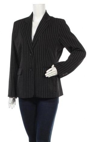 Дамско сако Basic Concept, Размер M, Цвят Черен, 94% полиестер, 6% еластан, Цена 9,10лв.
