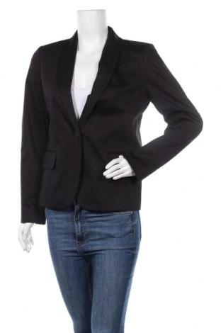 Дамско сако Etam, Размер L, Цвят Черен, 97% памук, 3% еластан, Цена 20,47лв.