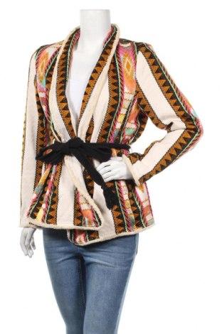 Дамско сако H&M, Размер M, Цвят Многоцветен, 49% памук, 40% акрил, 11% вискоза, Цена 10,92лв.