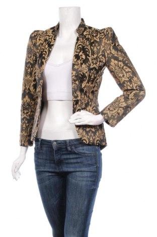 Дамско сако H&M, Размер S, Цвят Многоцветен, 64% полиестер, 18% акрил, 10% метални нишки, 8% вълна, Цена 24,15лв.