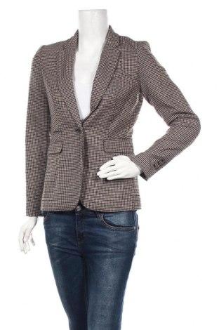 Дамско сако H&M, Размер S, Цвят Многоцветен, 84% полиестер, 16% вискоза, Цена 28,35лв.