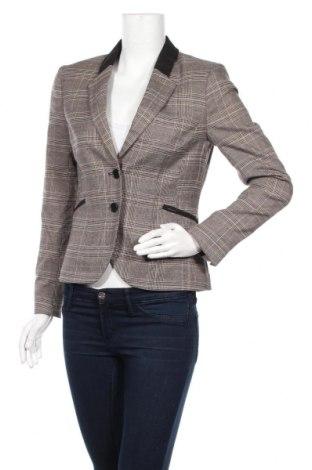 Дамско сако H&M, Размер M, Цвят Многоцветен, 64% полиестер, 34% вискоза, 2% еластан, Цена 32,55лв.