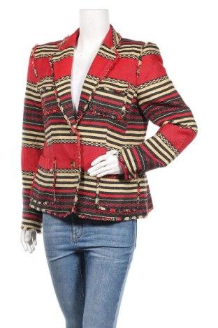 Дамско сако Jones New York, Размер L, Цвят Многоцветен, Акрил, Цена 48,30лв.