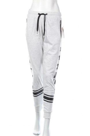 Дамско спортно долнище Alcott, Размер S, Цвят Сив, 65% полиестер, 35% памук, Цена 27,30лв.
