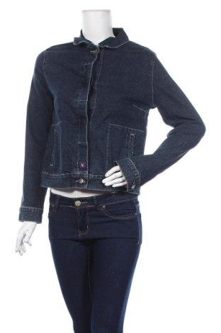 Γυναικείο μπουφάν Mango, Μέγεθος M, Χρώμα Μπλέ, Τιμή 17,07€