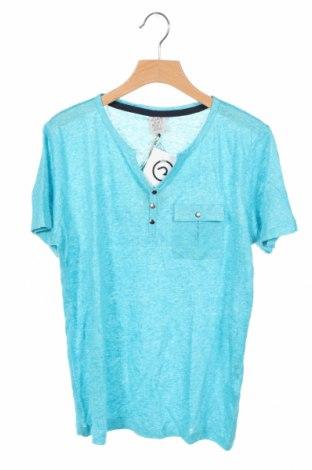 Παιδική μπλούζα Karl Marc John, Μέγεθος 11-12y/ 152-158 εκ., Χρώμα Μπλέ, Λινό, Τιμή 12,45€