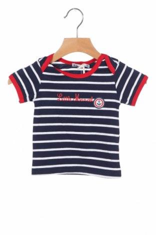 Παιδική μπλούζα Little Marcel, Μέγεθος 2-3m/ 56-62 εκ., Χρώμα Πολύχρωμο, 95% βαμβάκι, 5% ελαστάνη, Τιμή 7,89€
